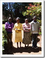 2011 scholarship recipients Muthangari